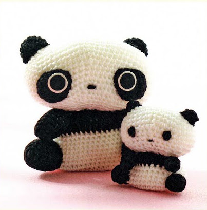 Amigurumi Oso Panda Patron : Welcome to MEMESPP.COM