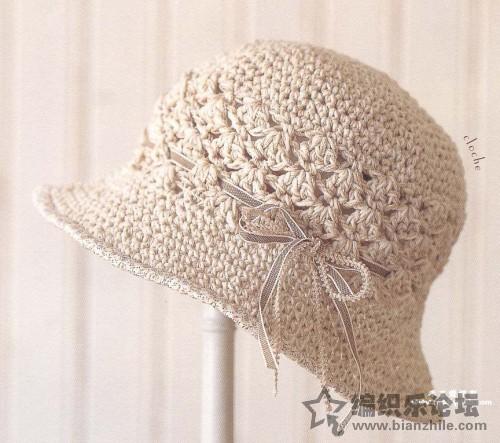 Patrones de crochet para sombreros de verano | diarioartesanal