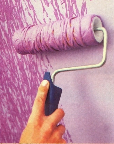 Pátinas para pintar paredes rodillo para texturar